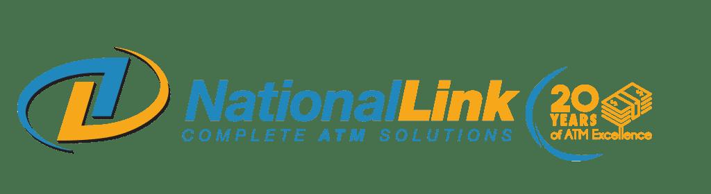 NationalLink 20th Anniversary Logo
