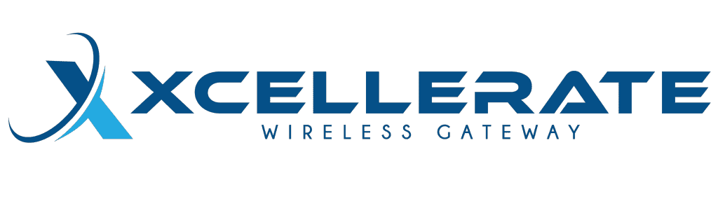 xcellerate wireless gateway 4g modem for atm