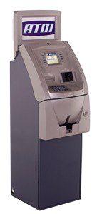 Triton RL 1600 ATM Machine With Topper Photo