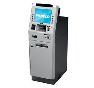 Diebold 5500 Bank ATM Machine Photo