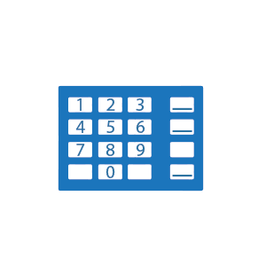NationalLink ATM - Keypad Icon