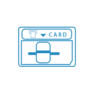 NationalLink - EMV card reader icon
