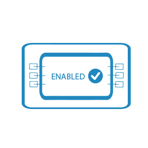 NationalLink - Enable EMV on your ATM screen icon