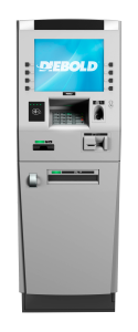 Diebold 5500 Bank ATM Machine Photo