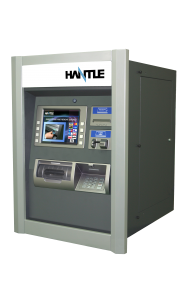Hantle T4000 ATM Machine Side Photo
