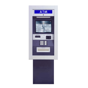 Triton ARGO FT Drive Up ATM Machine Photo