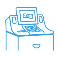 NationalLink Coin Machine Icon