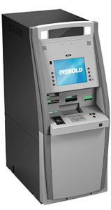Diebold 5500 - Bank ATM Machine Photo