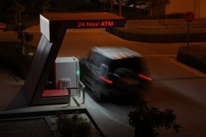NationalLink ATM - Knowledge, Detection, Deterrence Drive Through ATM Photo