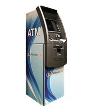 NationalLink ATM With Branded ATM Wrap Photo