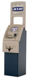 Triton RL2000 ATM Machine With Topper Photo