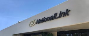 NationalLink Headquarters - Who We Are Page. Photo of building outdoor.