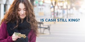 NationalLink Blog Post Banner - Do I need an ATM? Is cash still king?