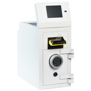 NationalLink Smart Safe Machine Intimus Perfodeposit Single Side Photo