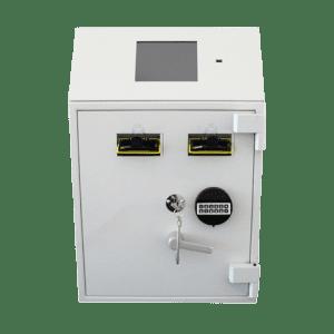 NationalLink Smart Safe Machine Intimus Perfodeposit - Dual Photo