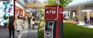 ATM placement services for indoor and outdoor locations
