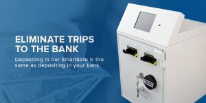 NationalLink Blog Post Banner - SmartSafe eliminate trips to the bank