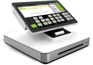 Merchant Services Xpedite Point of Sale Terminals - Elo Paypoint Equipment Photo