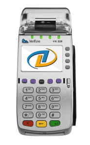 Merchant Services Veirfone VX520 Photo