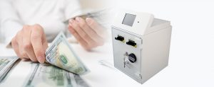 Smart Safe Machines Intimus Dual Cash Banner
