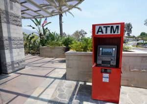 ATM placement outdoor enclosure NationalLink
