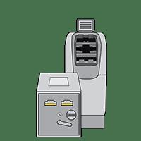 NatonalLink Cash Handling and Cash Recyclers DirectVault