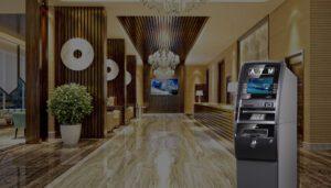 atm machine in hotel